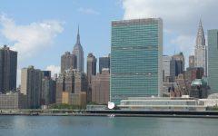 The IB Program Visits New York City