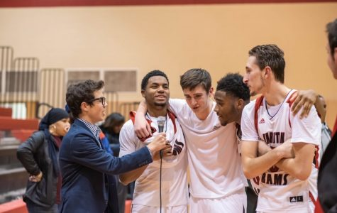 Harriton's Ram Basketball Teams Beat The Lower Merion Aces