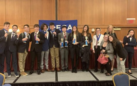 2019 DECA District Competition
