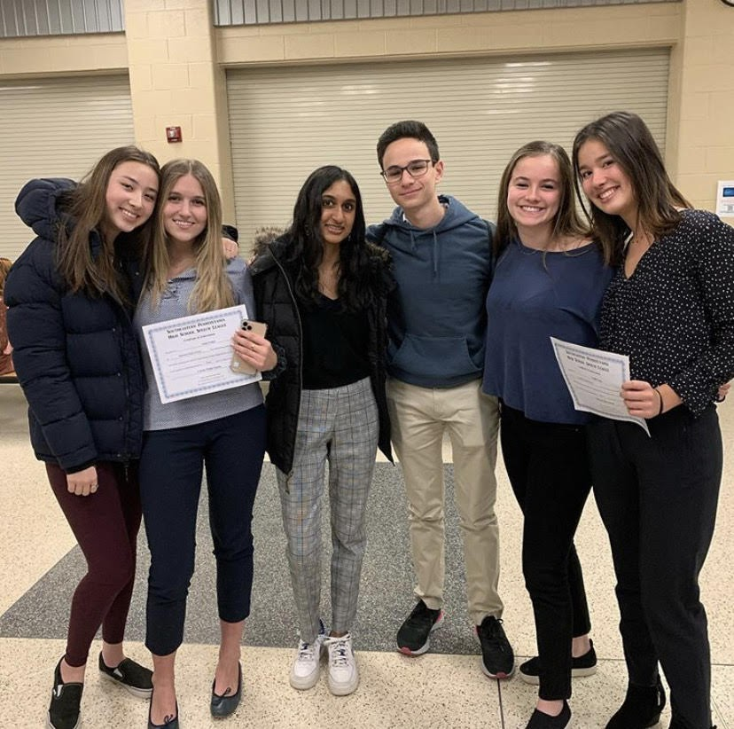 Harriton's Speech and Debate Teams Compete At The Central League Championship