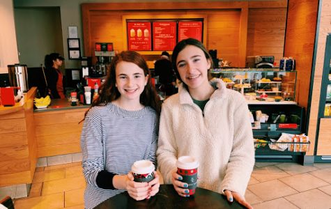 One Article, Two Friends, and Five Cups of Hot Chocolate