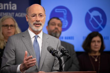 Governor Wolf Implements New Orders in Response to The Growing Covid-19 Pandemic