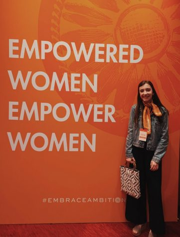 How to #EmbraceAmbition