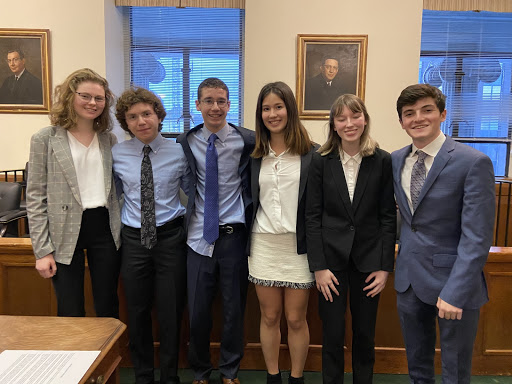 Mock Trial Season Is Cut Short By Covid-19 Outbreak
