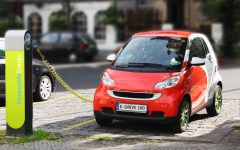 Navigation to Story: Are Electric Cars the Future?