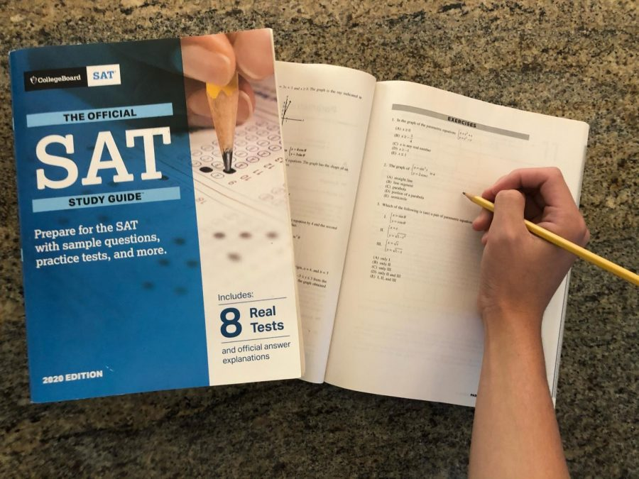 SAT/ACT in 2020-21