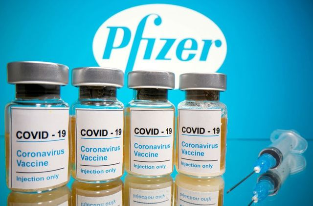 Pfizer's Venture to End COVID-19