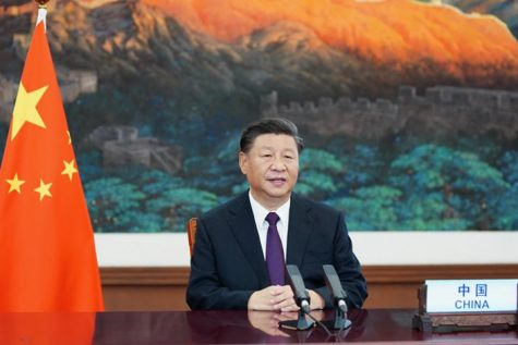 Source: CaixinGlobal.com. President Xi pledges that China will be carbon neutral by 2060.