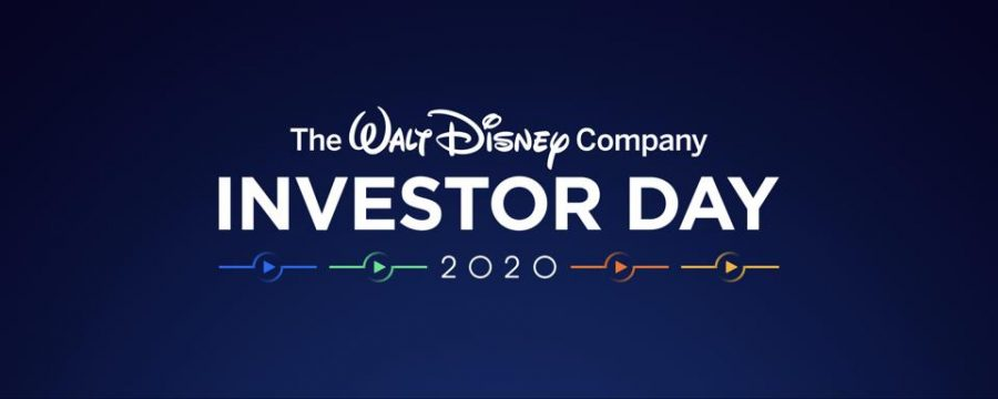 News of the Disney Investor Day