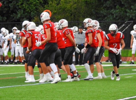 A Look Back at the Harriton Football Season with Covid-19