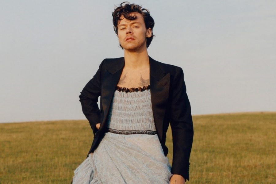 Harry Styles and Male Empowerment
