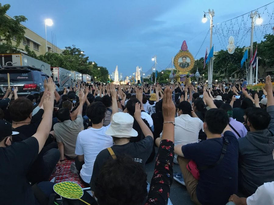 Pro-Democracy Protests in Thailand Create National Divide