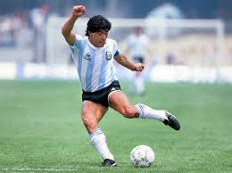 Remembering Diego Maradona