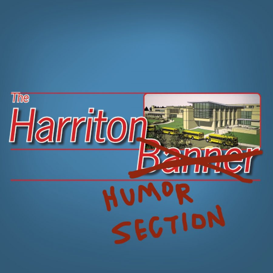 Humor Section Launches Coup Against The Harriton Banner