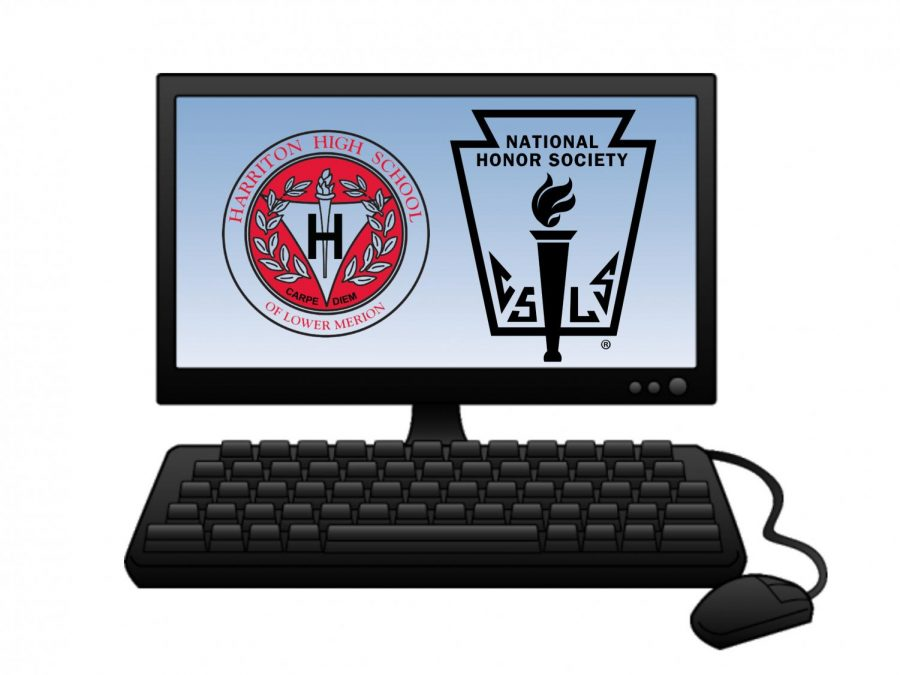 Harriton's National Honor Society Goes Virtual