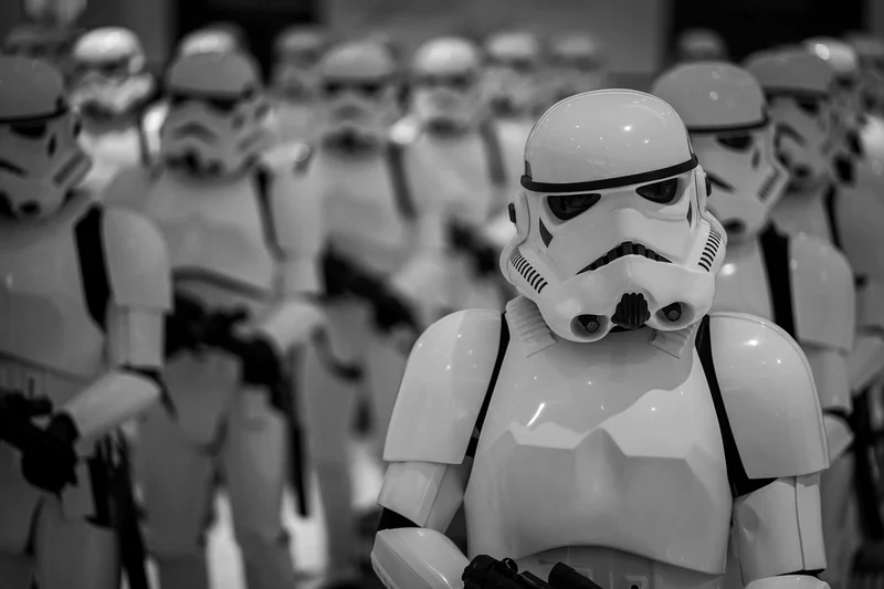 Top Five Star Wars Movies