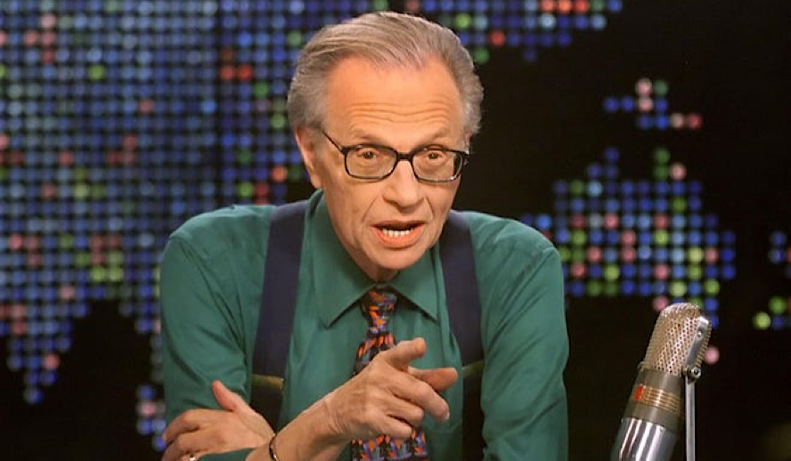 The Legacy of Larry King