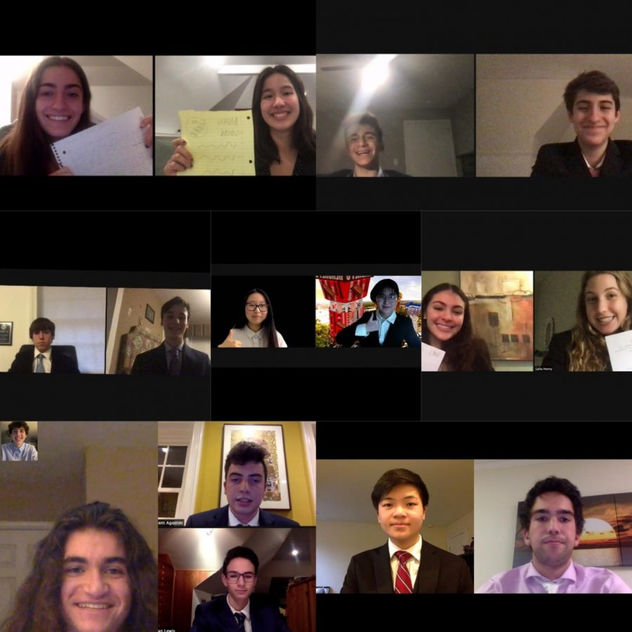 DECA's Virtual State Competition