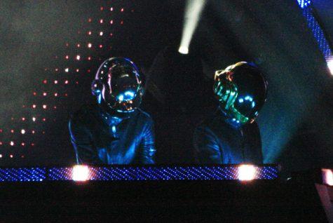Honoring Daft Punk