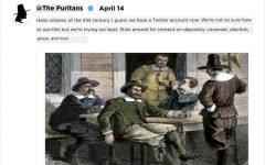 Navigation to Story: The Puritans Are on Twitter