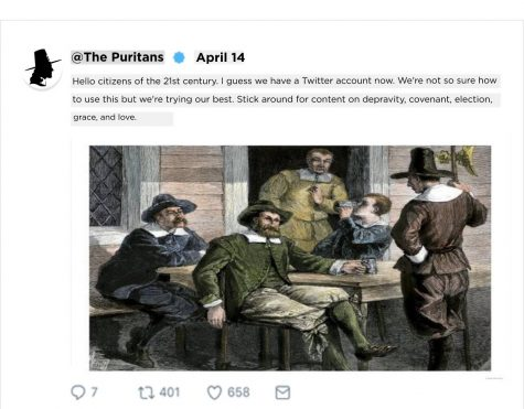 The Puritans Are on Twitter