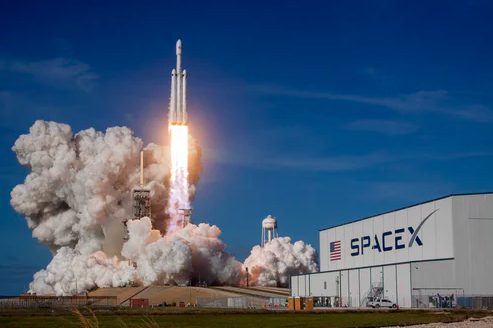 The SpaceX Booster Failed From Heat Damage