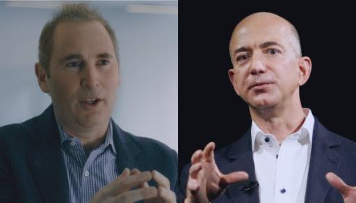 Jeff Bezos Steps Down