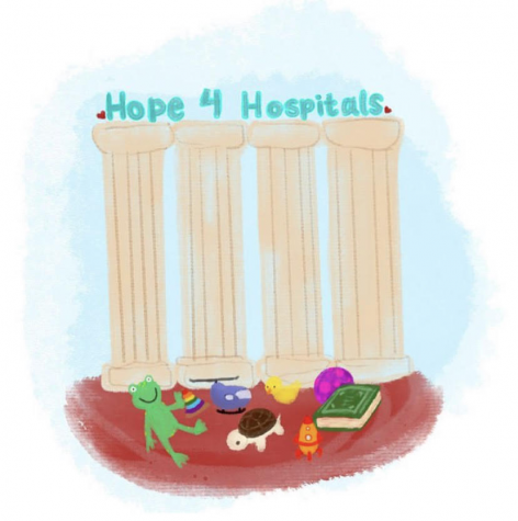 An Interview With The Hope4Hospital Founders, Kate and Muriel