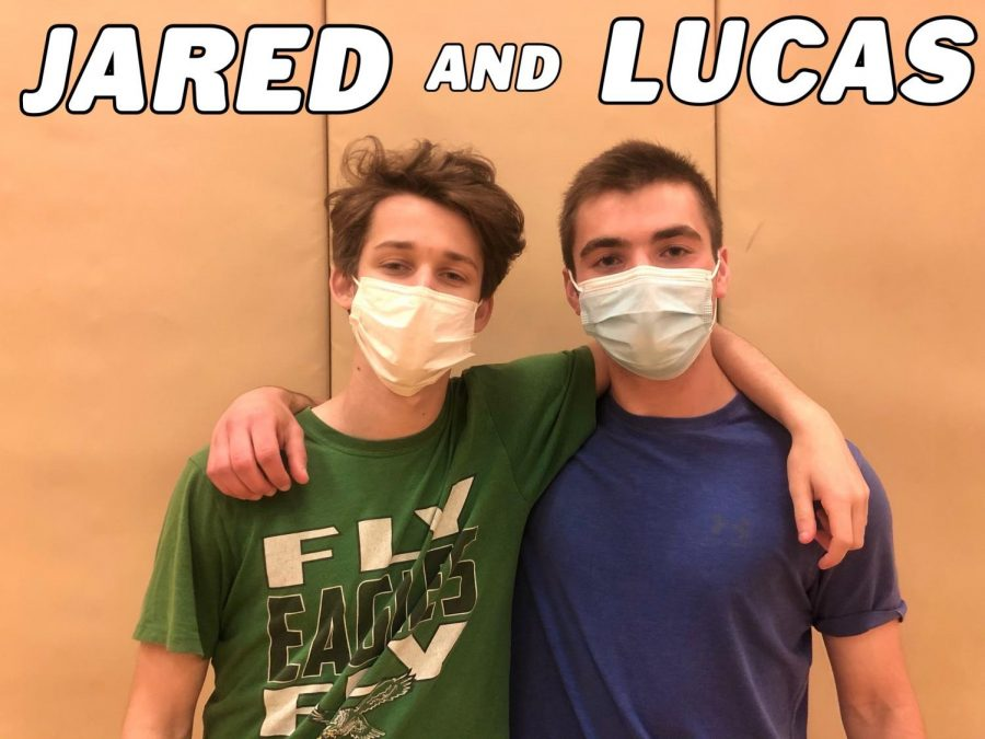 Dr. Harriton 2021: Interview with Lucas & Jared