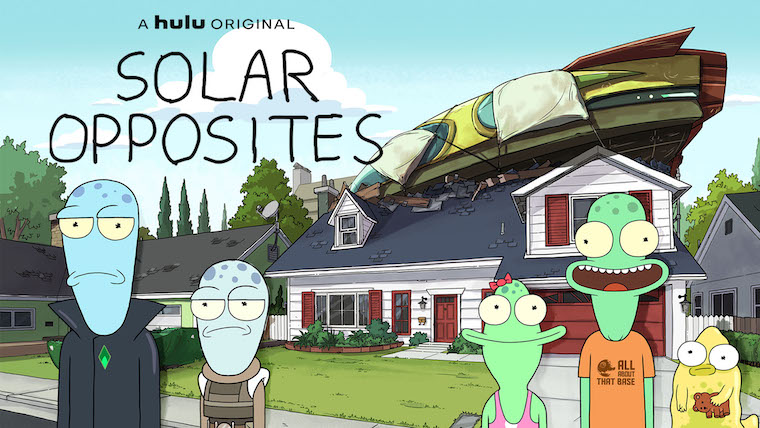 Hulus Solar Opposites