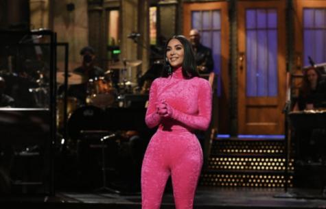 Kim Kardashian West Hosts Saturday Night Live